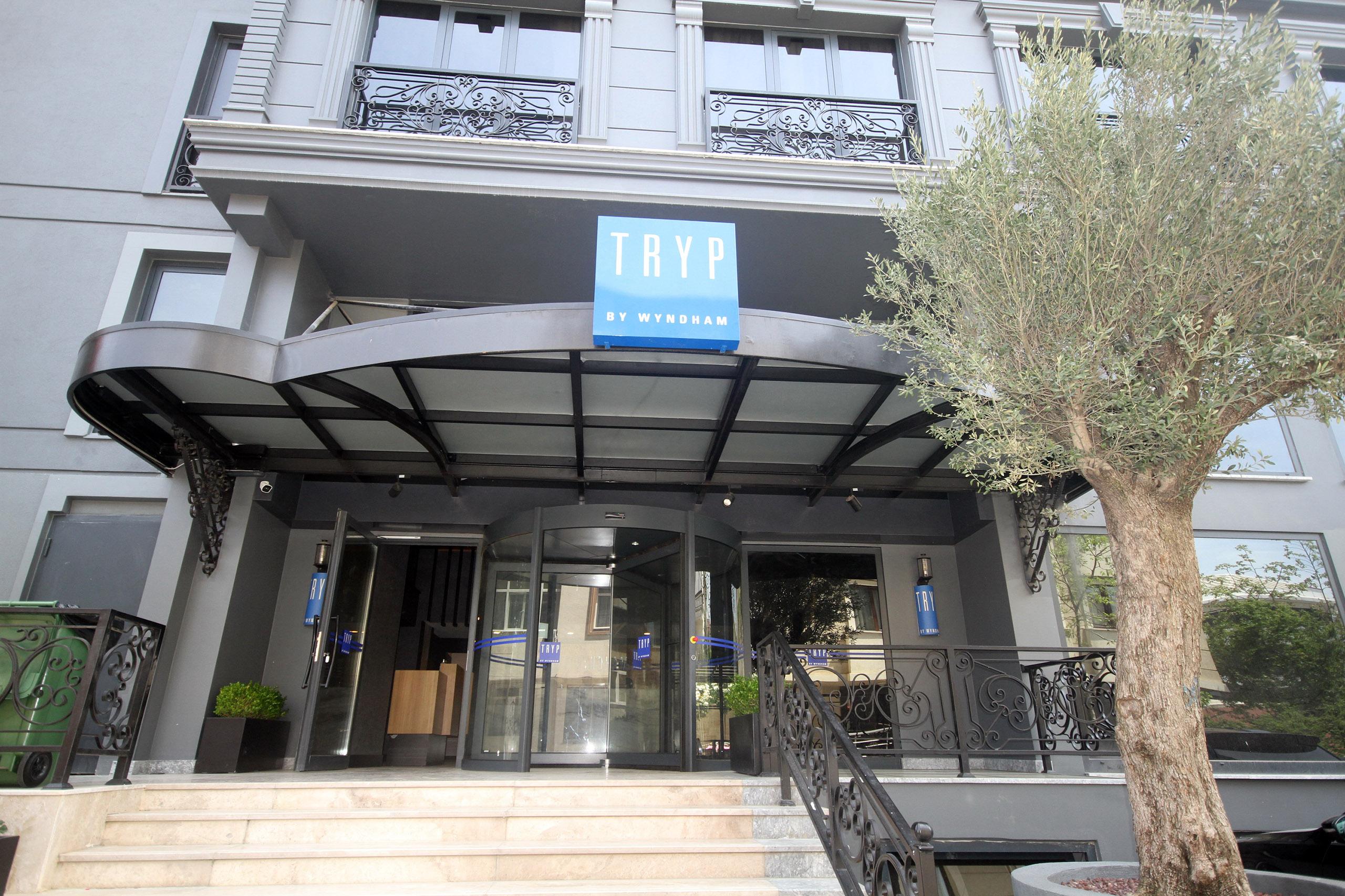 Tryp by Wyndham Istanbul Atasehir exterior view